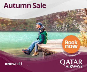 Qatar Airways Autumn Sale